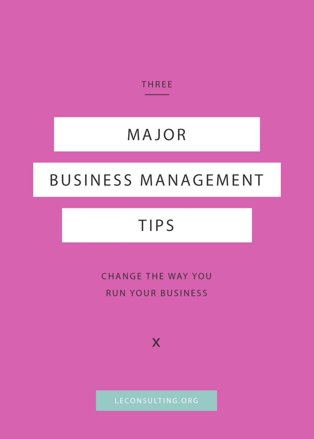 Creative entrepreneurs are known for their busy schedules and overflowing inboxes, but not for long. We're sharing three major tips that will change the way you run your business. Click through to read how to manage your social media and email while sticking to your business hours. | LE Consulting