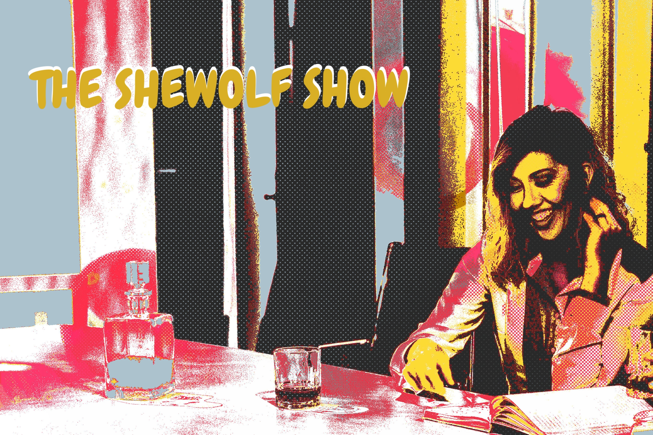 Happy to be part of  The Shewolf Show !!