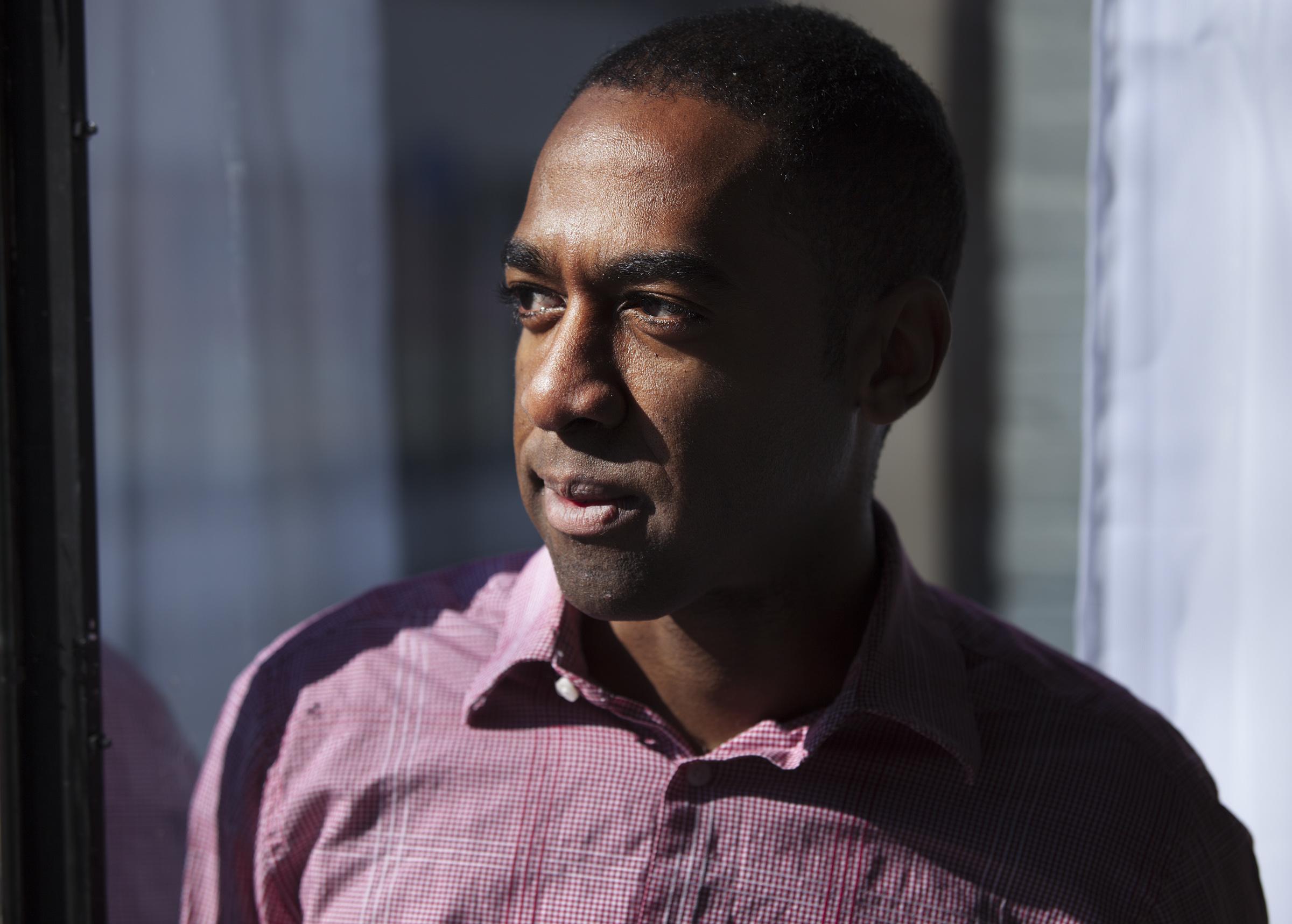Ian Williams-Author, poet and Professor