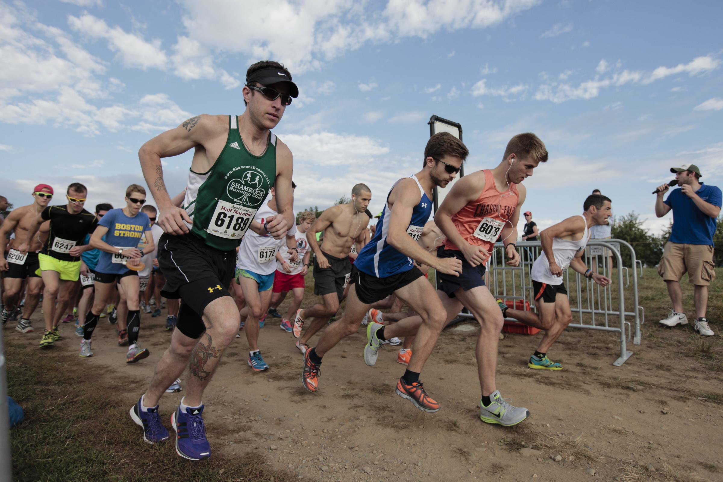 Applecrest Half Marathon