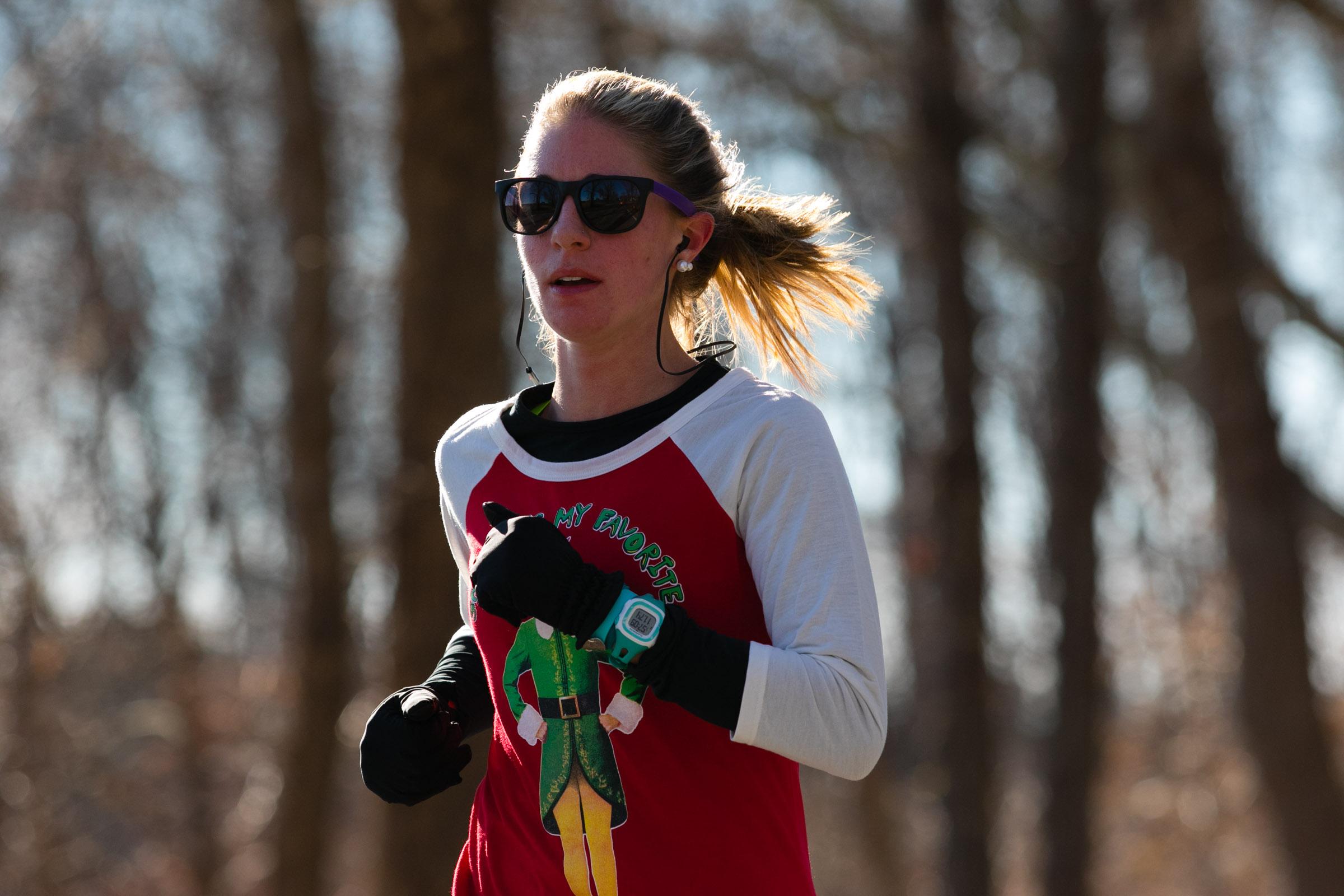 Jingle Bell Half Marathon