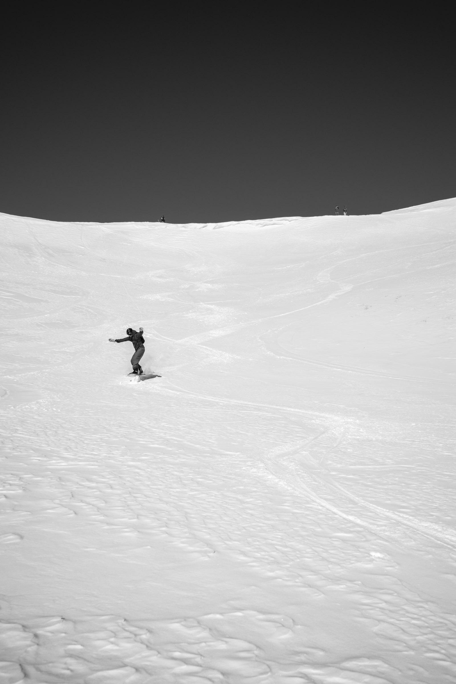 Love Land Pass Snowboarding