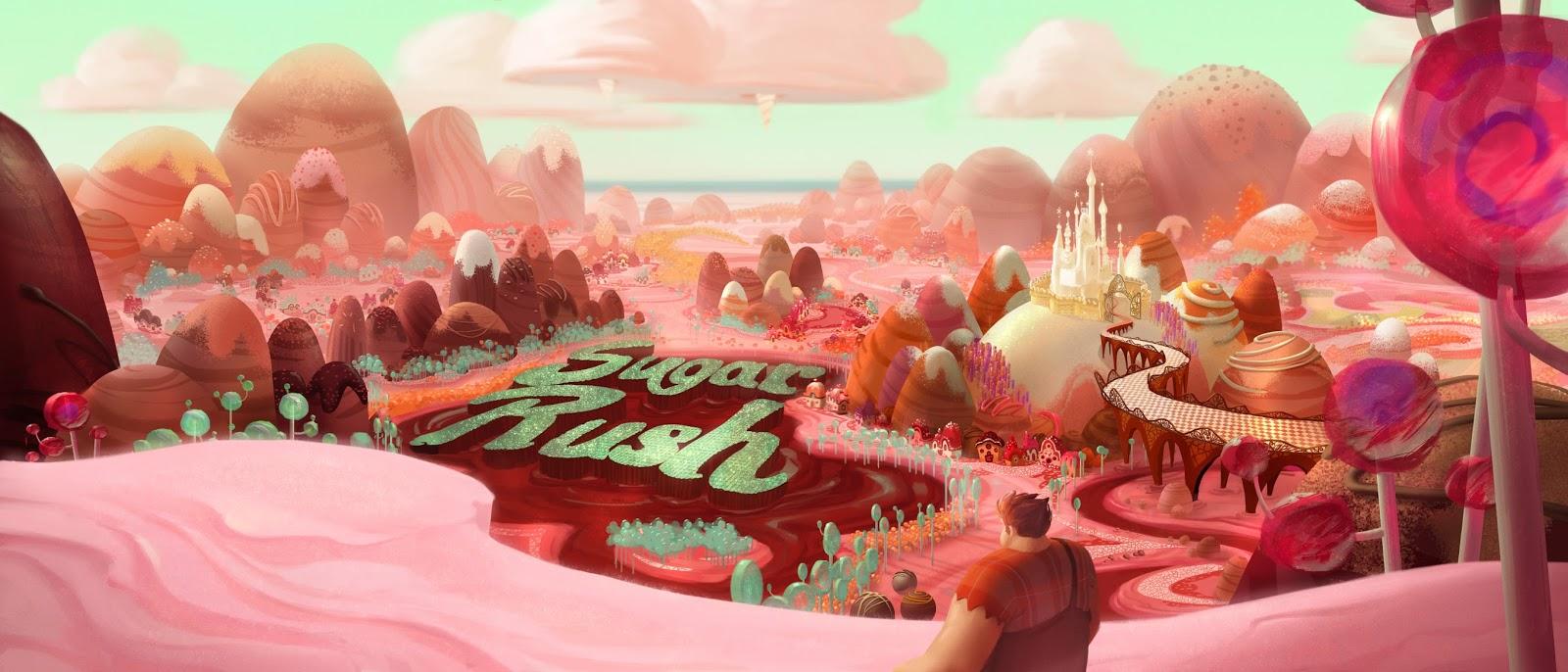 Sugar Rush, from  Wreck-It Ralph  (9:42)