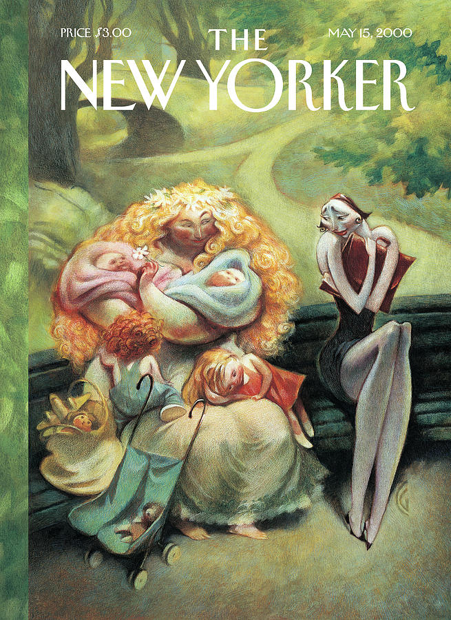 Carter Goodrich's  The New Yorker  Cover (10:52)