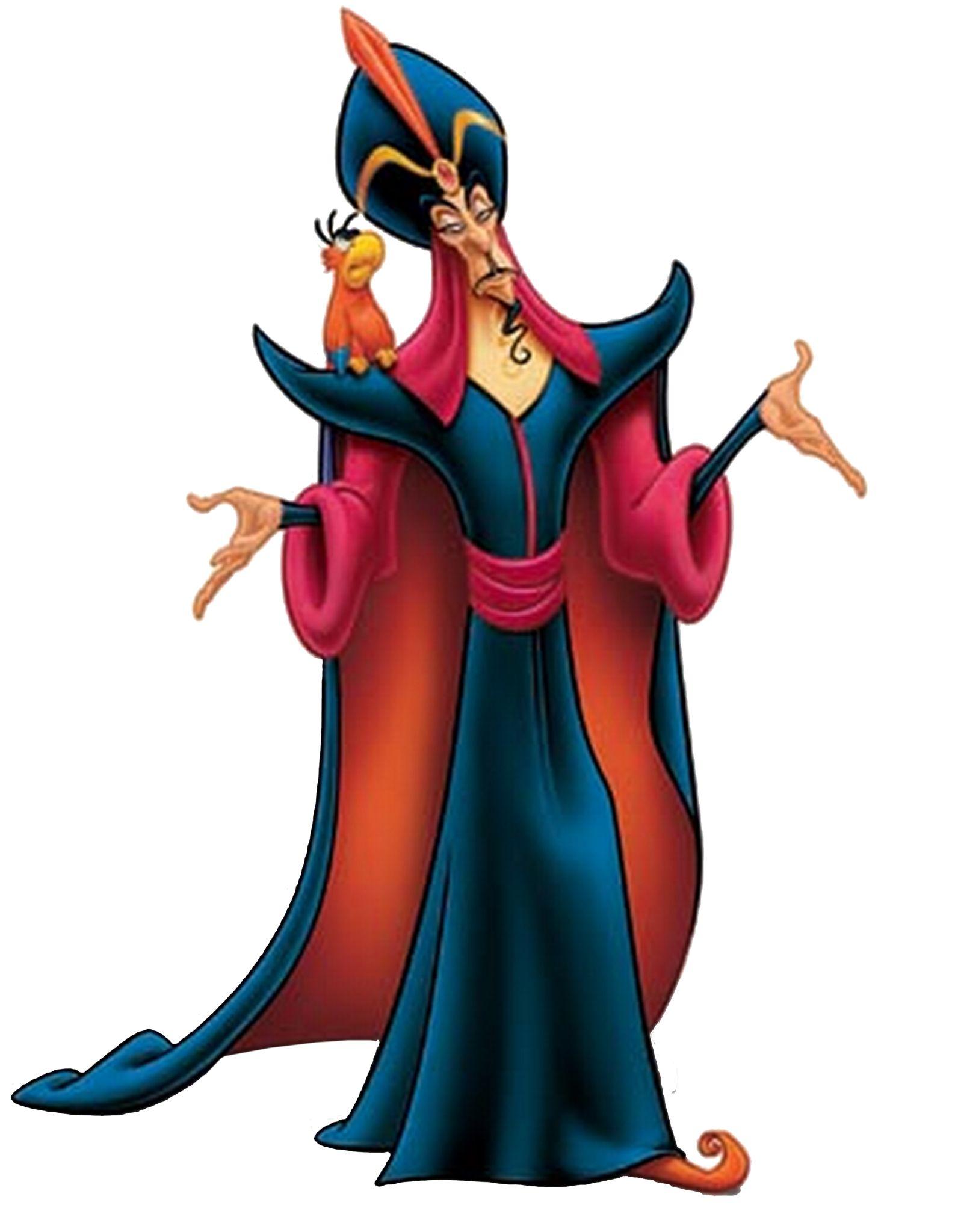 Jafar, from  Aladdin  (14:01)