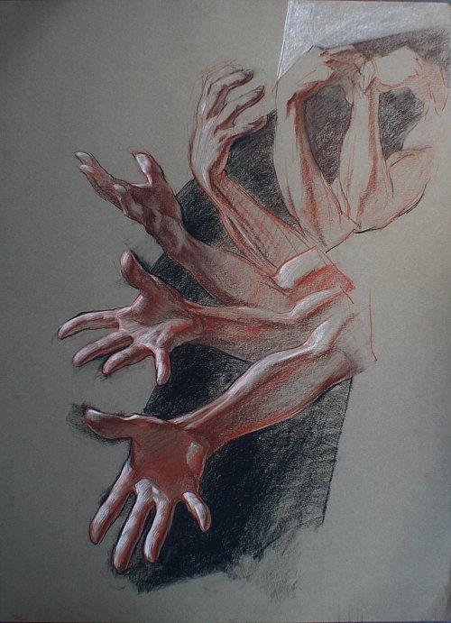 Hand Series 2