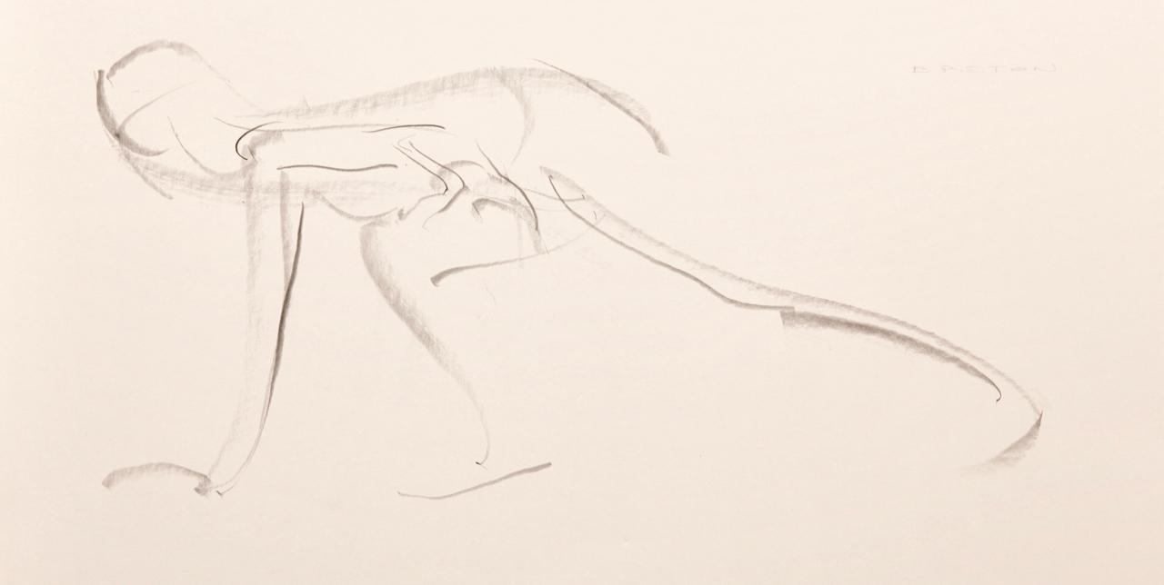 Figure in Motion