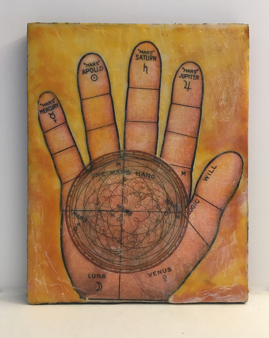THe Maps Hand