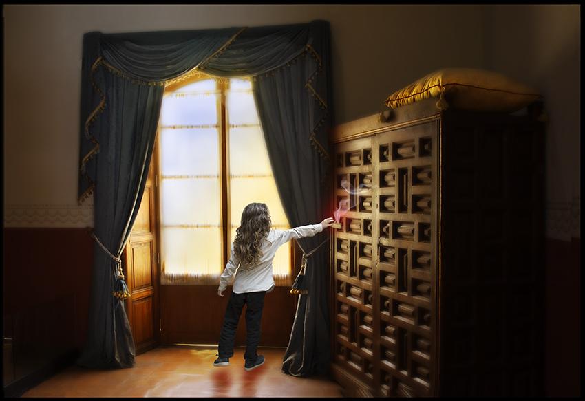 Miguel's Magic Cabinet
