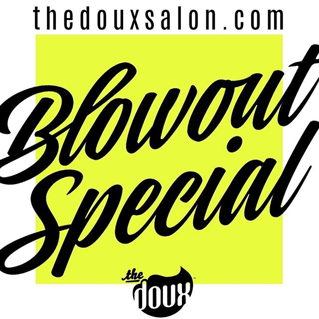 "Now through August 10th: $55 Airpress Natural Blowout (both NEW and RETURNING clients). Service by Doux certified stylist Sade. **Due to the significance of the discount given, a non-refundable deposit is required to reserve this service.** Book Online or through out iTunes/Google Play app. Look for ""BACK 2 SCHOOL BLOWOUT SPECIAL"" on our service menu.  #NATURALHAIRMACON#naturalhair#newdoux#norelaxer#noweave#airpress#silkpress#pressncurl#blowout#voiceofhair#hairchronicles#ilovethedoux#thedouxsalon#maconstylist#maconsalon#warnerrobinssalon#warnerrobinshair#downtownmacon#MACONhair#maconhair#airpress#blowout#blowoutbar#middlega#fvsu#mercer#warnerrobins#fortvalleyga"