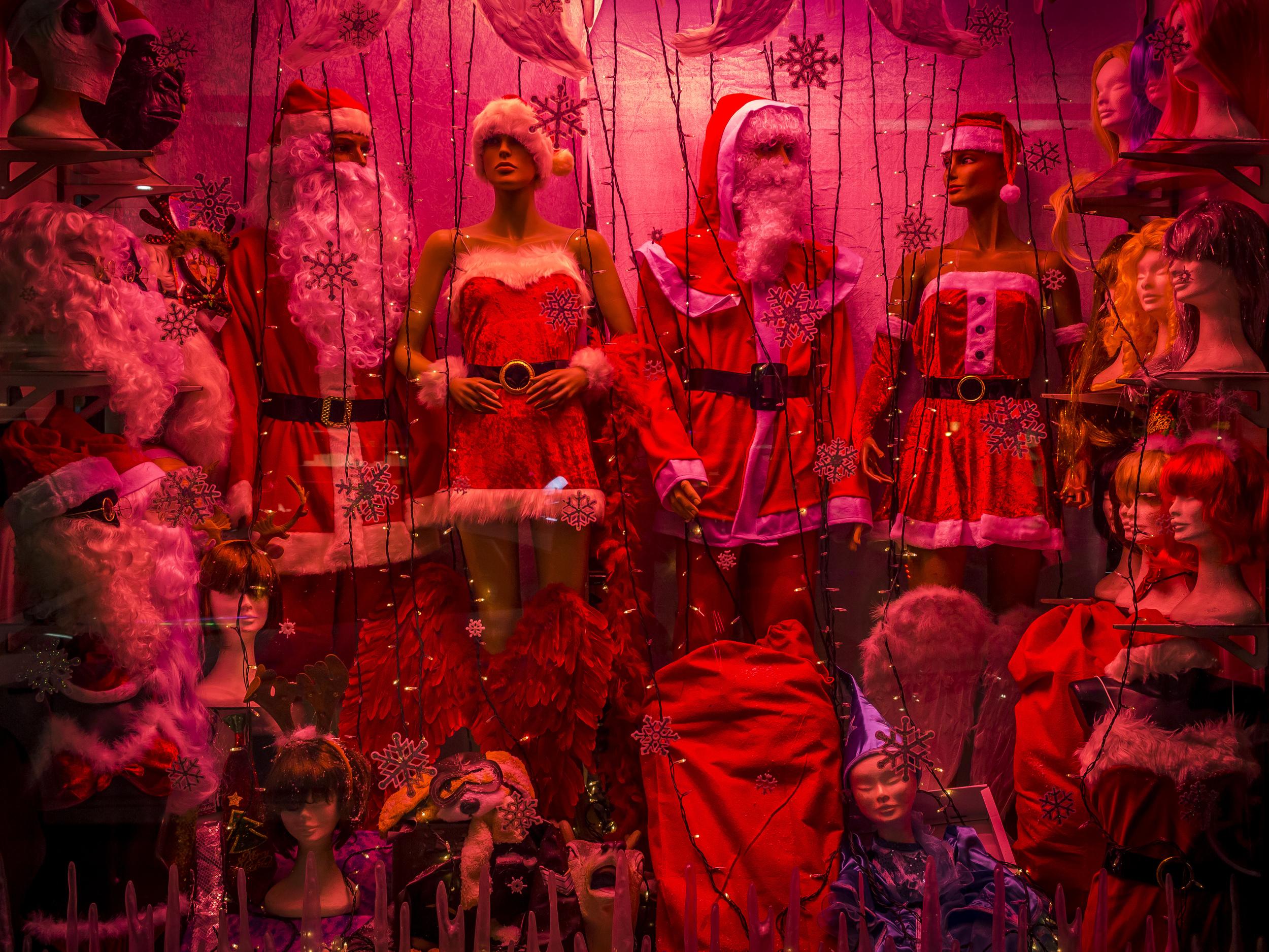 Christmas Carneval Shop
