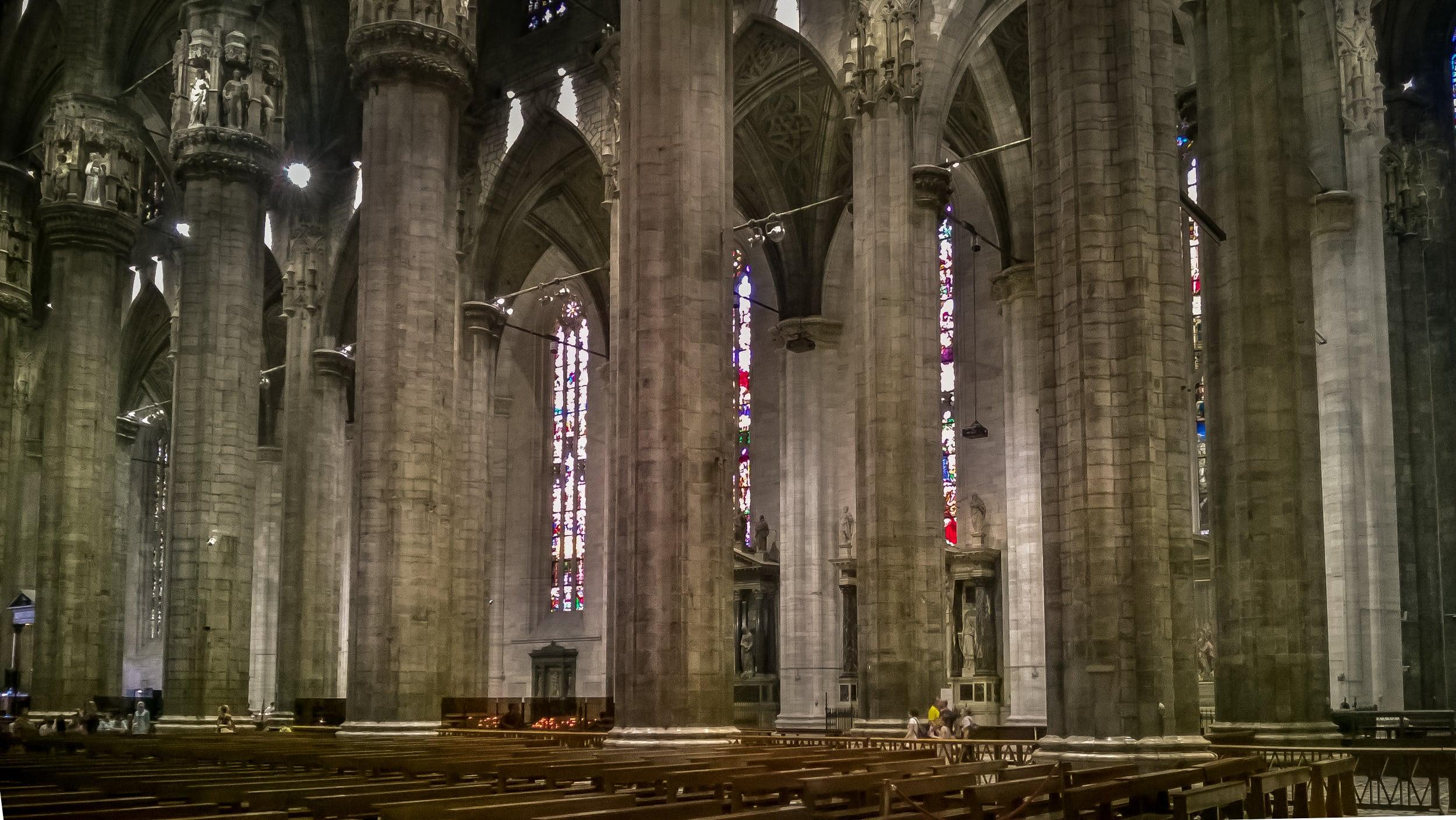 Massive Pillars