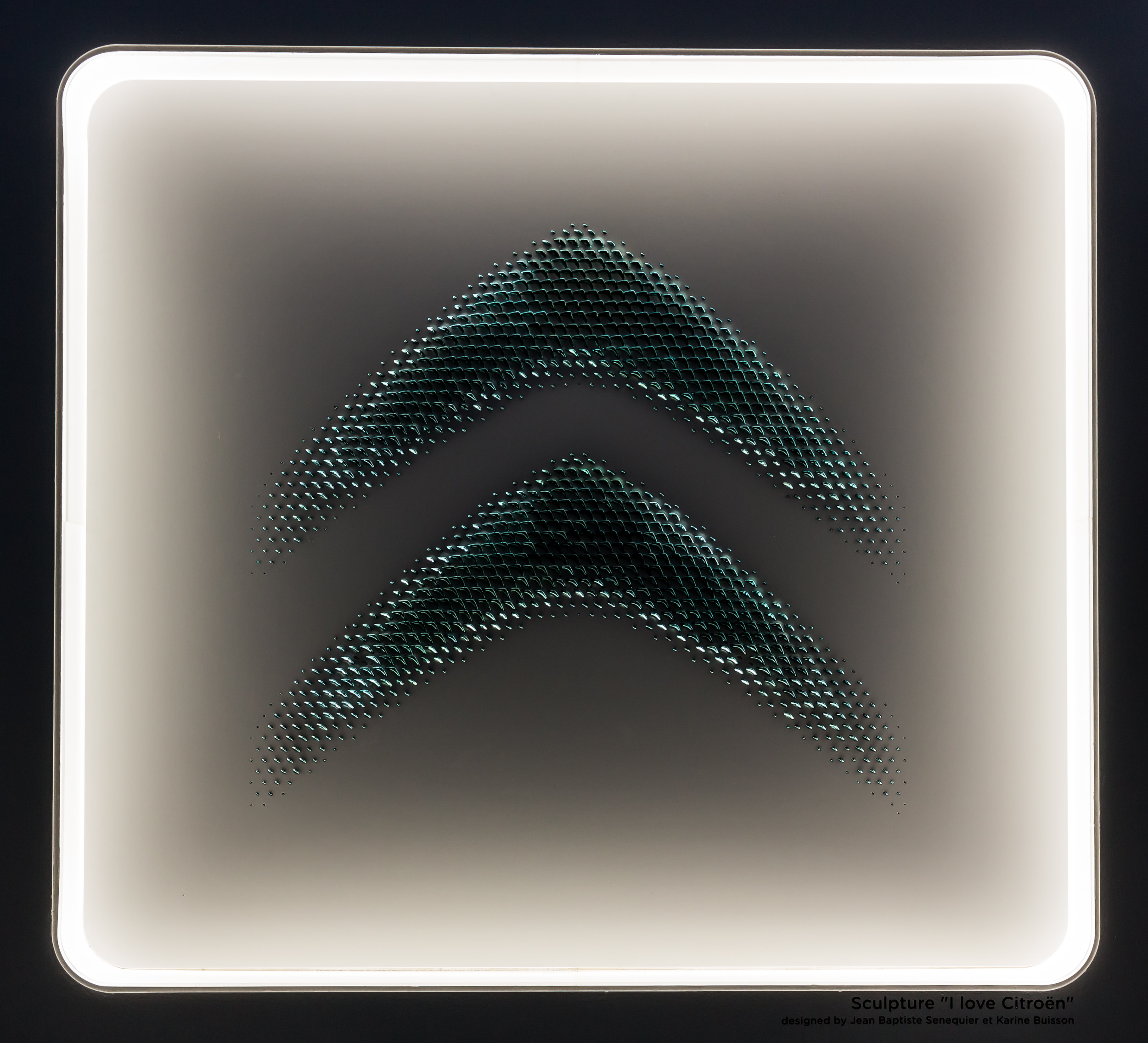 Citroën Sculpture