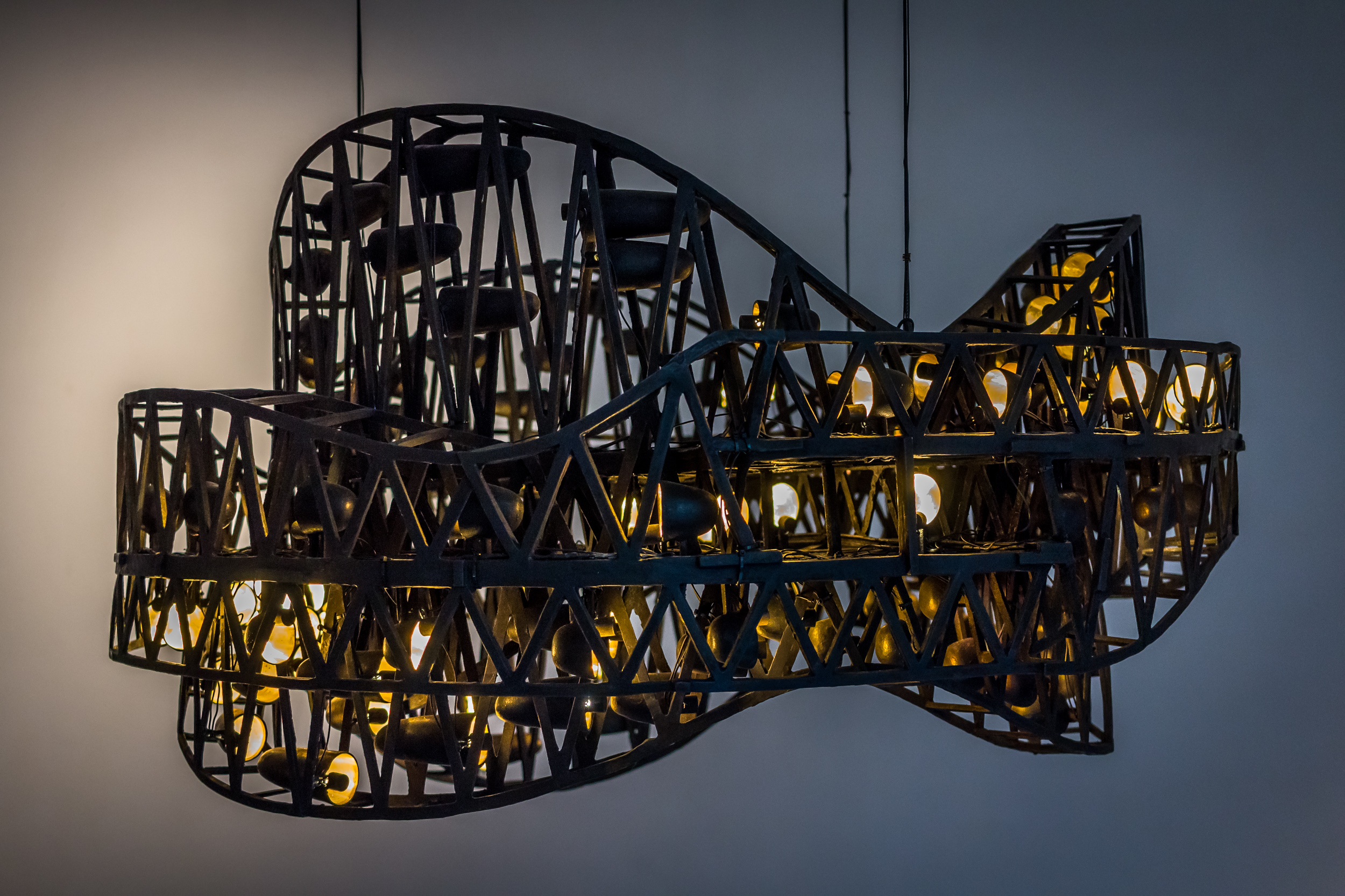 Massive Lamp