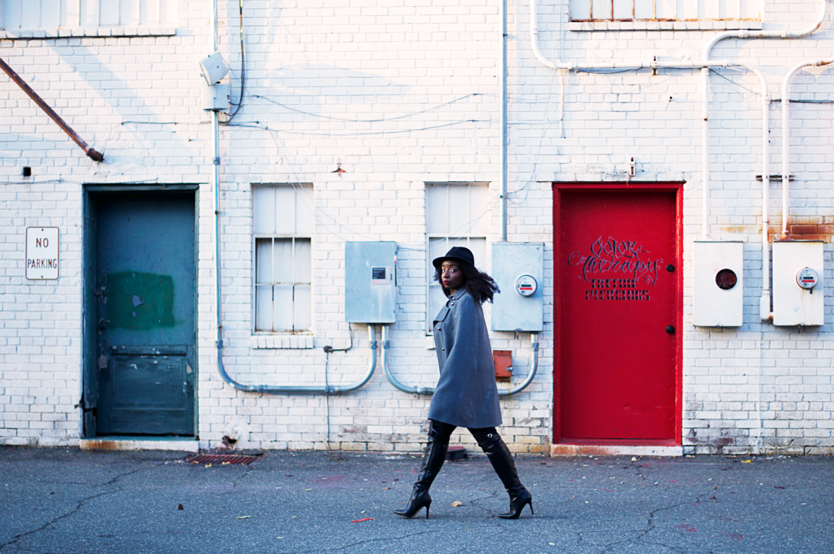 Tasha-James-The-Glossier-Blogger-DC-Arlington-Fashion-Style-Lookbook-Cape-Altuzarra-For-Target-Fall-Trends-14