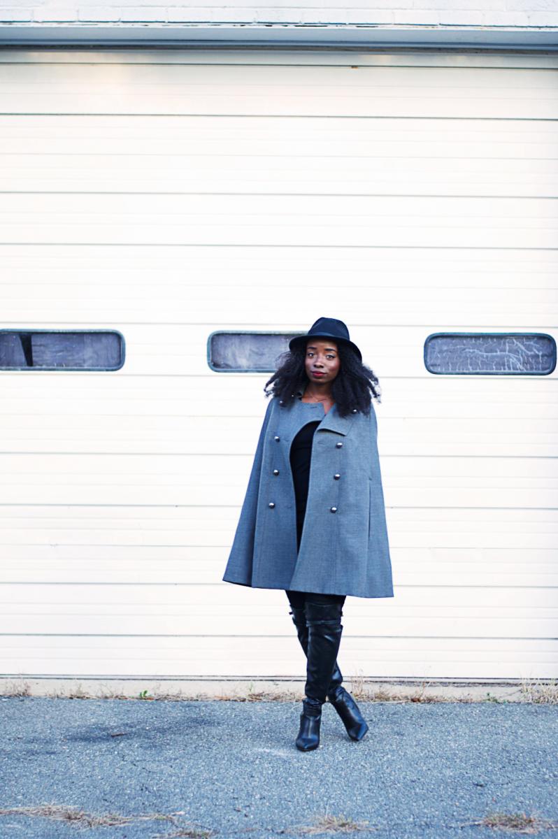 Tasha-James-The-Glossier-Blogger-DC-Arlington-Fashion-Style-Lookbook-Cape-Altuzarra-For-Target-Fall-Trends-18