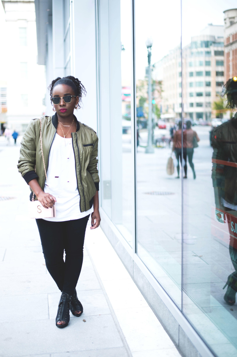 The-Glossier-Fashion-Blogger-Style-William-Rast-Target-Bomber-Jacket-Fall-2015-DC-2.jpg