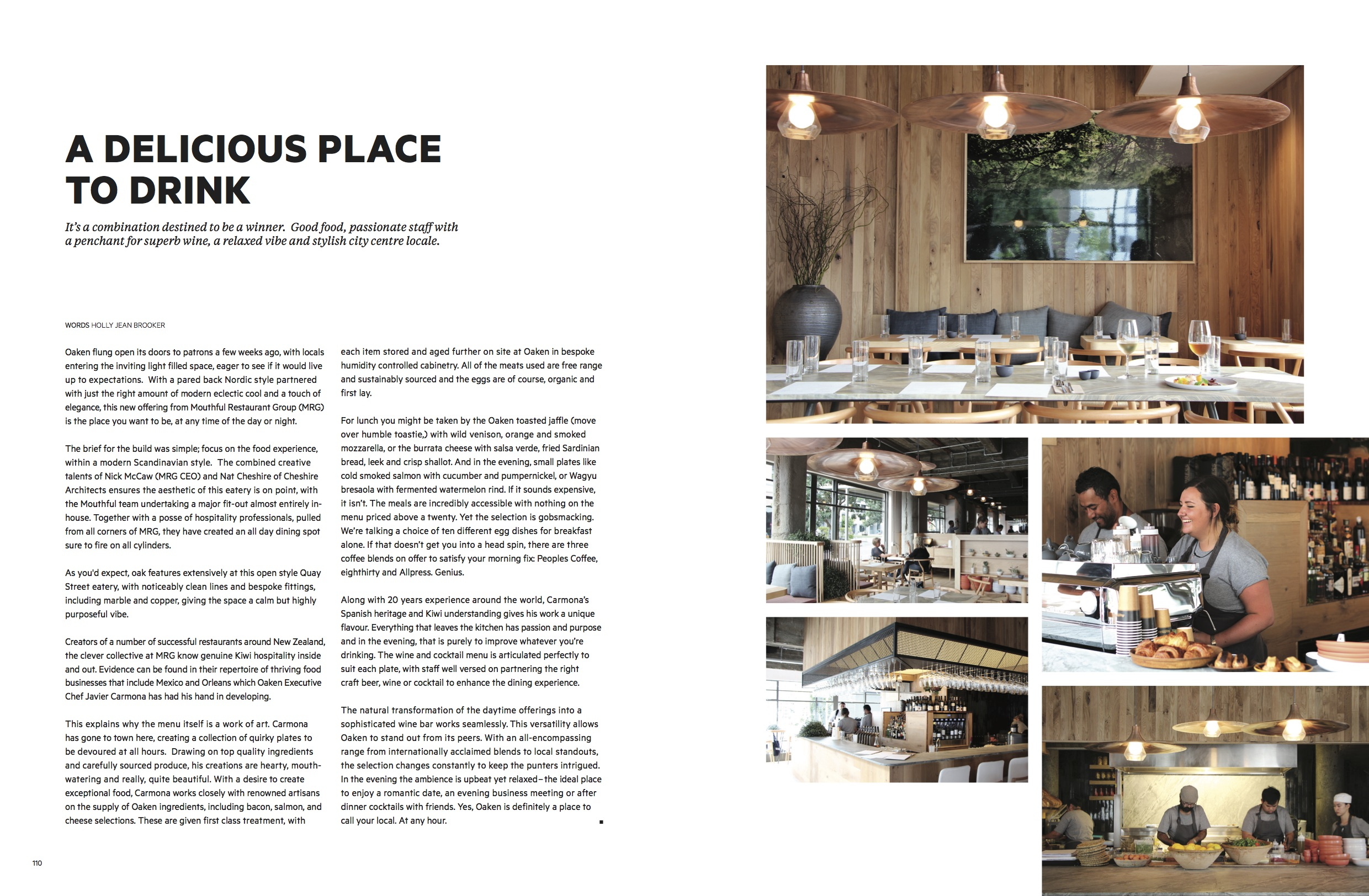 - Britomart Magazine 2016A new eatery opens up in Britomart, Auckland city.Words by Holly Jean Brooker