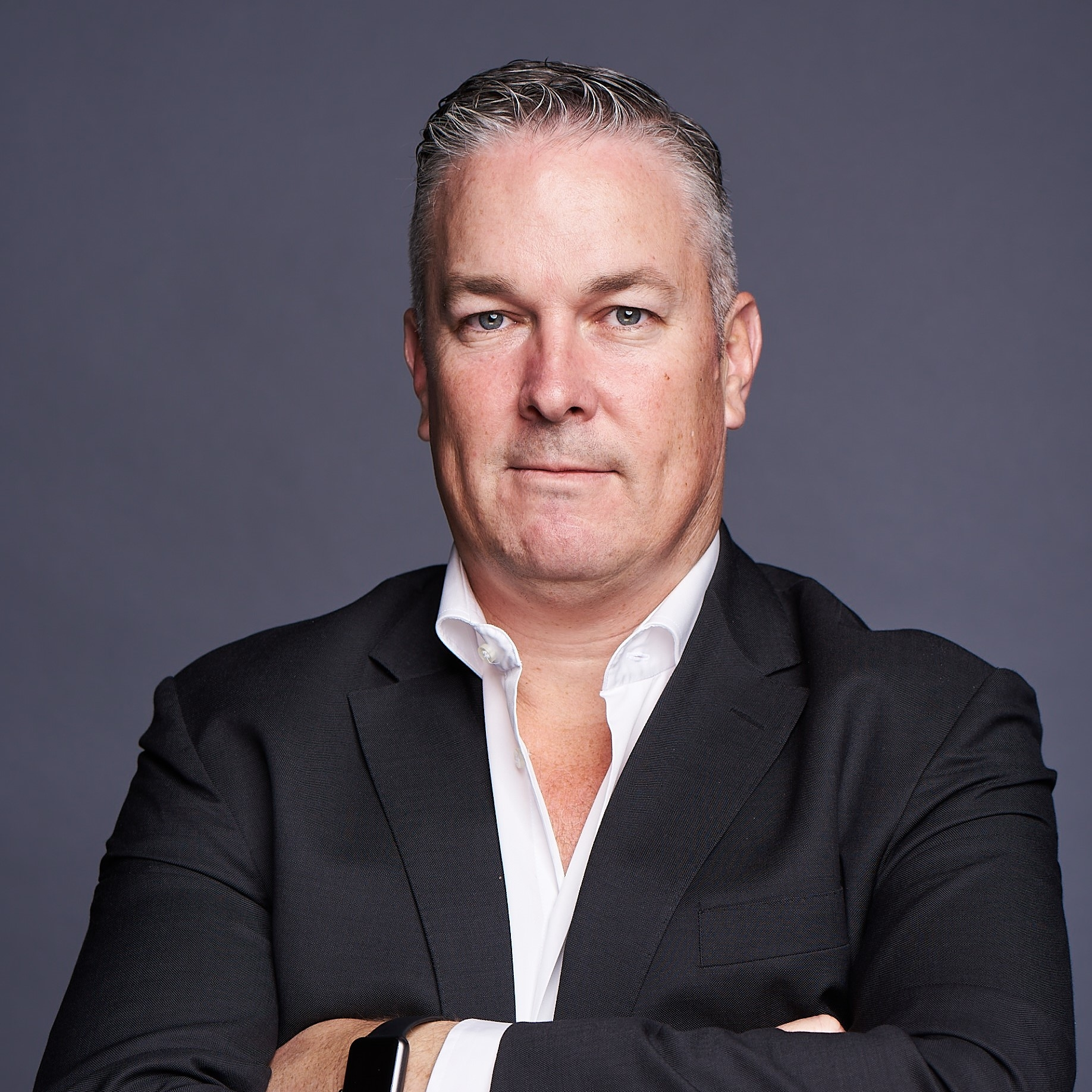 Chairman: Luke McCormack