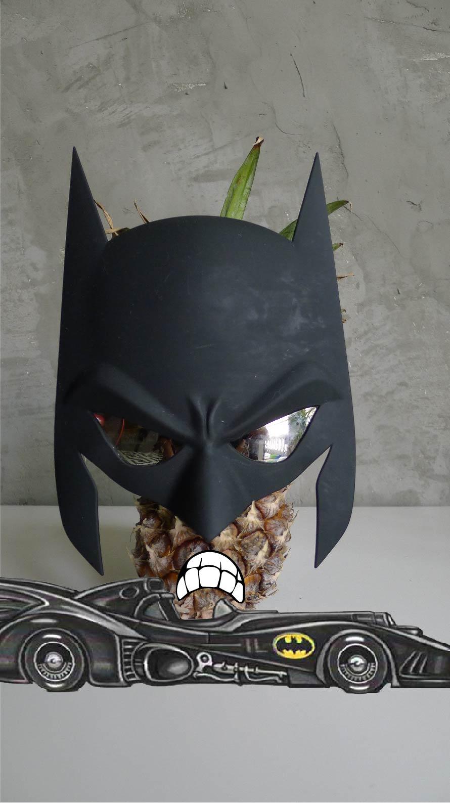 Mr. Bat-ananas!