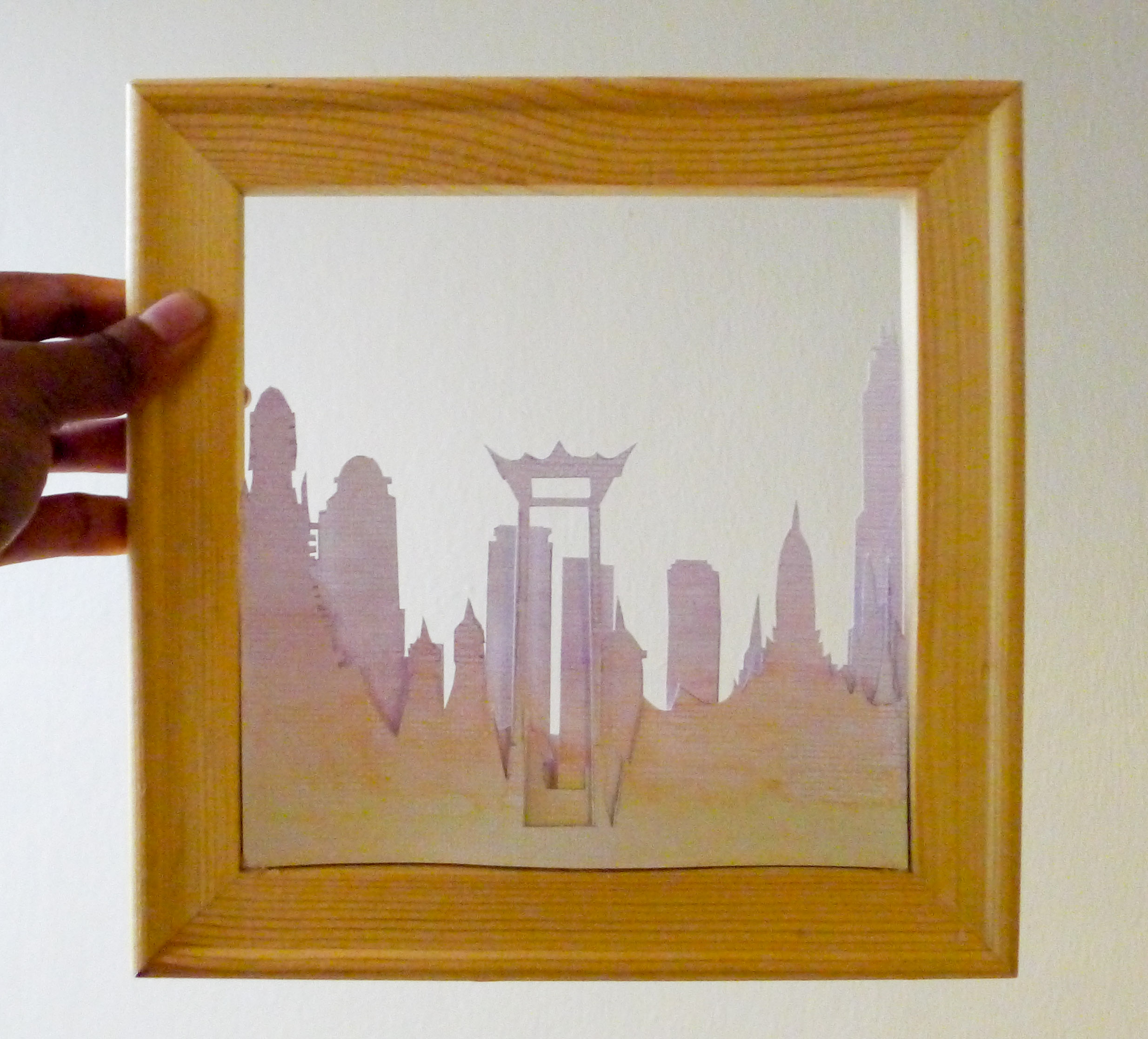 2017_DIY Lightbox_All Cut Out Layers in Wood Frame.jpg