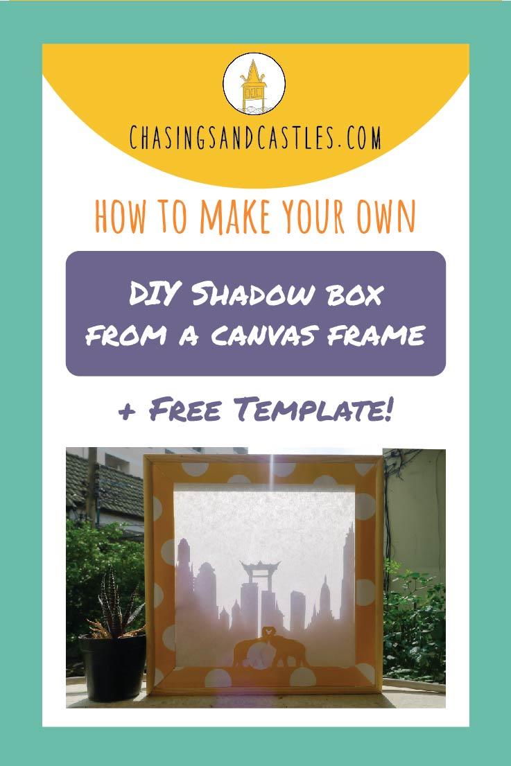 DIY Shadow Box Pin