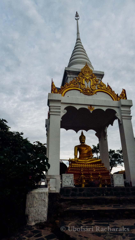 Buddha at Phu Ruea