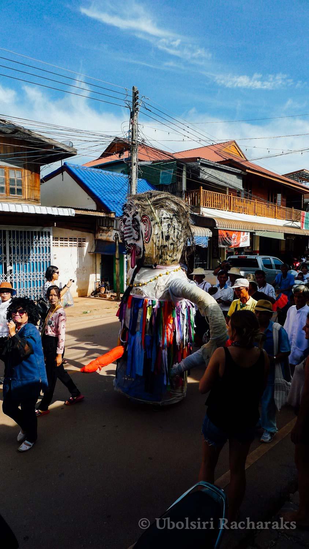 Male Giant Phi Tha Khon Figure