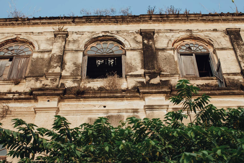 Old Customs House, Bangkok, Thailand