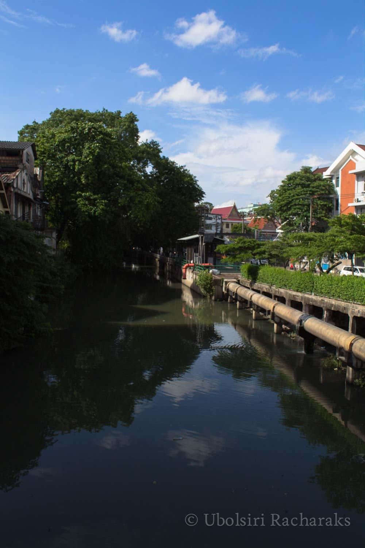Murky Canal