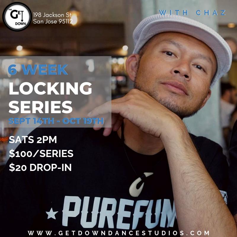 6 Week Locking Series with Chaz