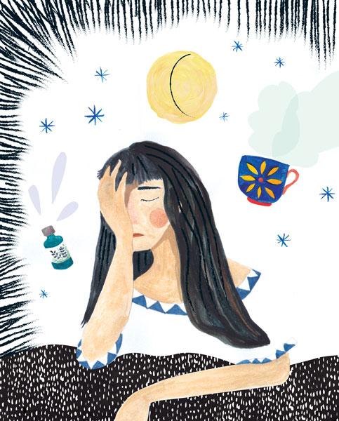 'Sleep Well' - Editorial for Breathe Magazine