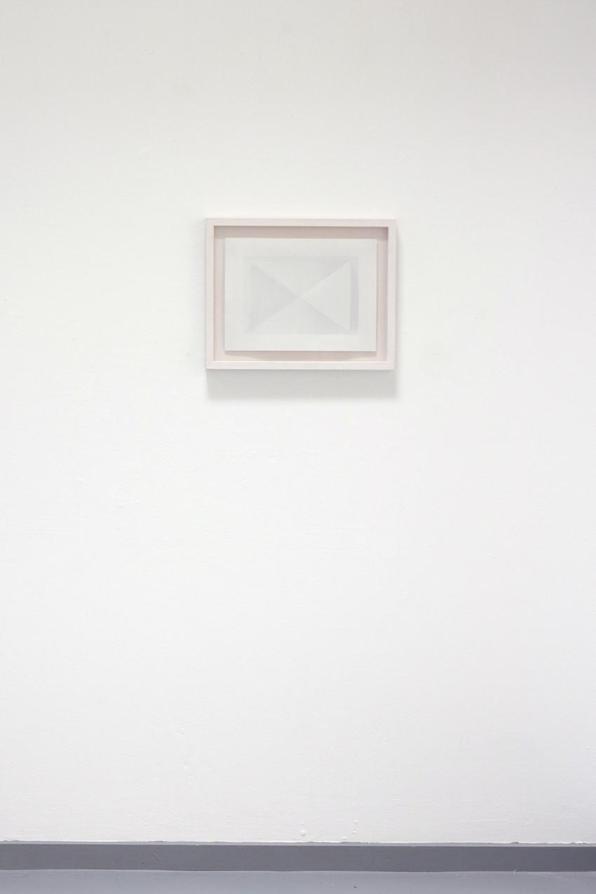 'Diagonal Folds', 2014