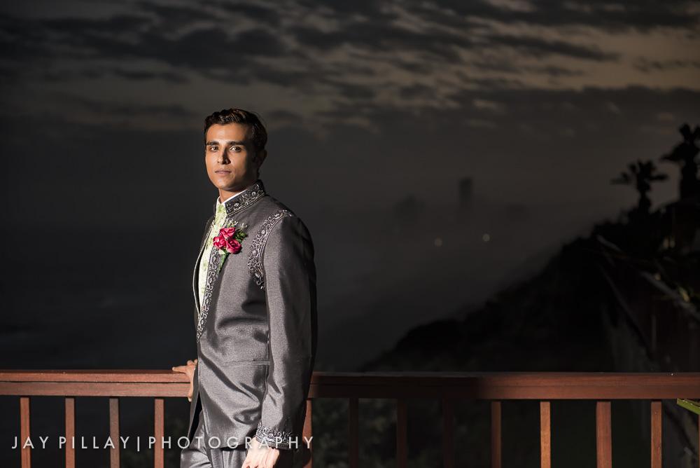 Indian wedding sunset photoshoot