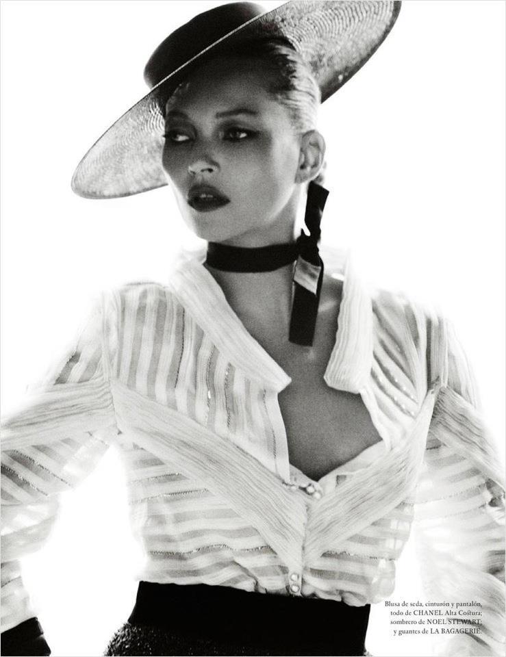 Vogue Spain by Mario Testino