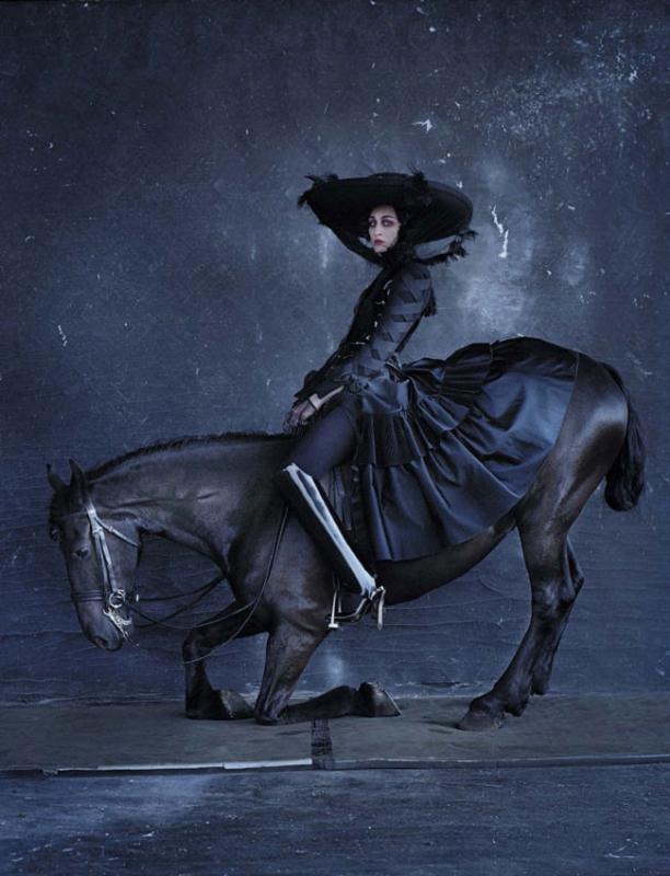 Vogue Italia by Tim Walker