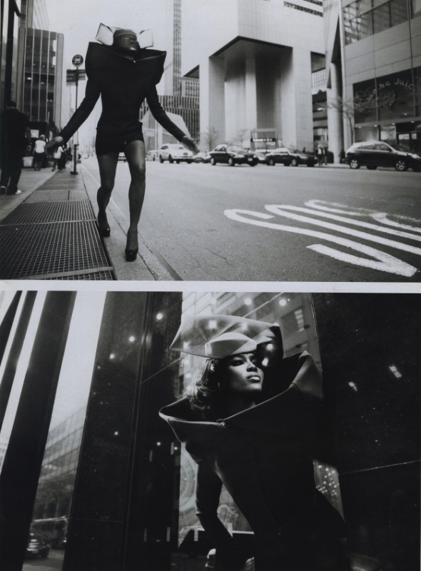 V Magazine by Steven Klein