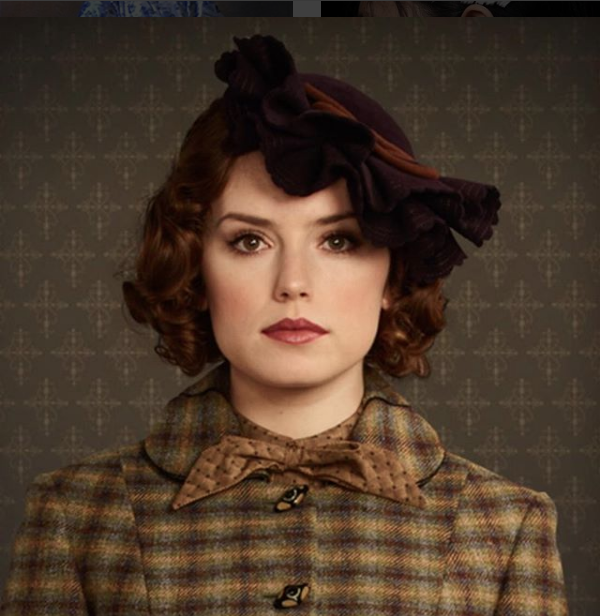 Murder on the Orient Express on Daisy Ridley