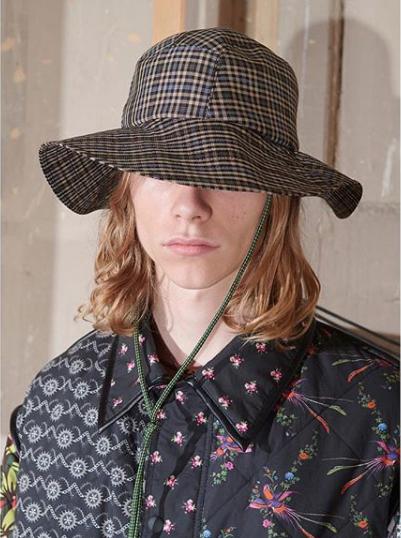 Noel Stewart for Stella McCartney Menswear