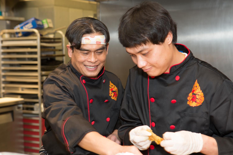 Thai Cuisine Chefs
