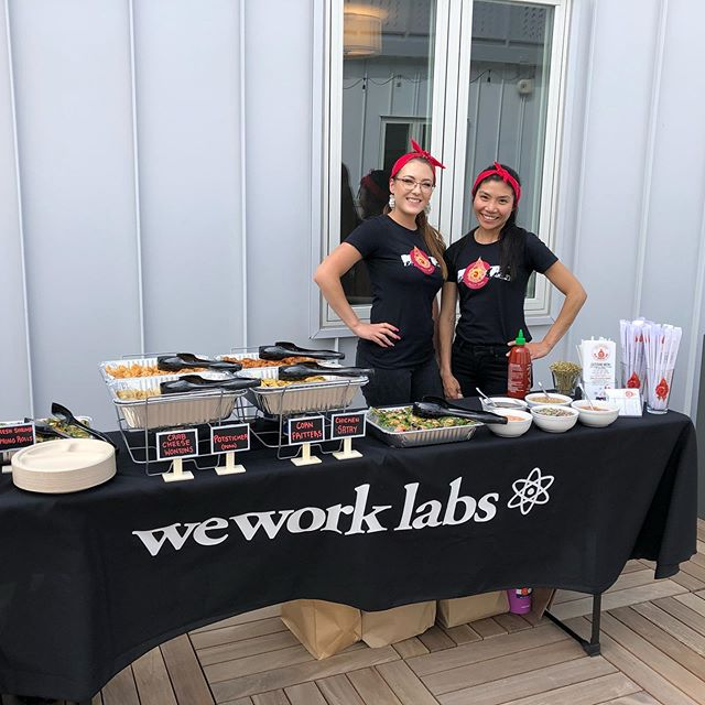 @wework pre-opening party for The Hub was a huge success! We were so thrilled to be apart of it. We look forward to more events with WeWork and if you are with WeWork stop in for your membership rewards with us! . . . #eventcatering #thaicatering #denvercatering #wework #cowork #coworkingspace #coworking #coworkinglife #workspace #workgoals #officegoals #thaifood #thai #rinodistrict #rinodenver #rino #thehub #wework #dnvr #dnvrco #denver #denverco #denvercolorado #denversbest #denvereats