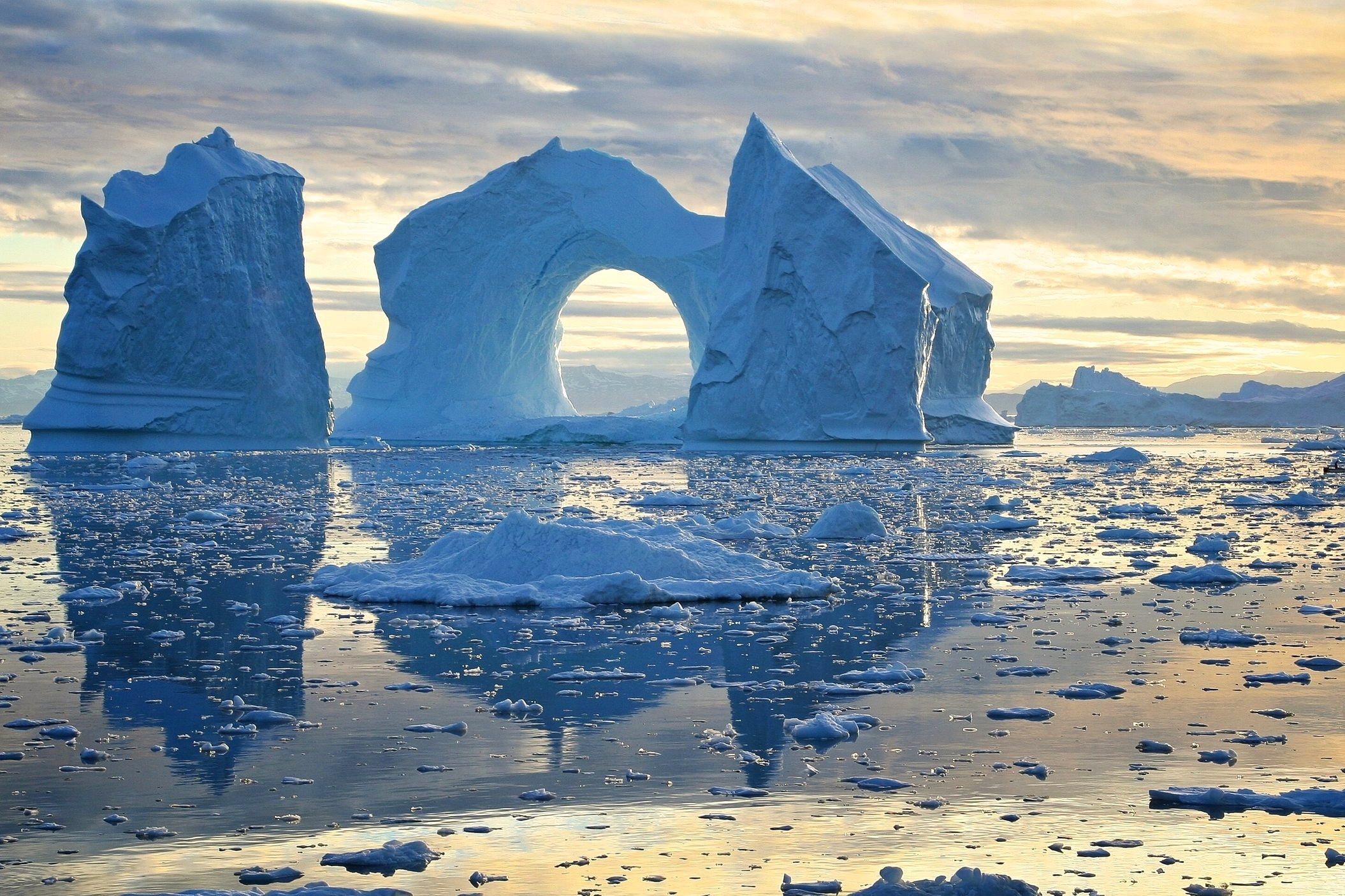 DISKO BAY AND STORE HELLEFISKEBANKE ECOREGION -