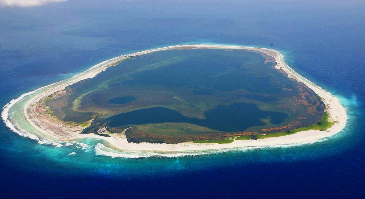 CLIPPERTON ISLAND -