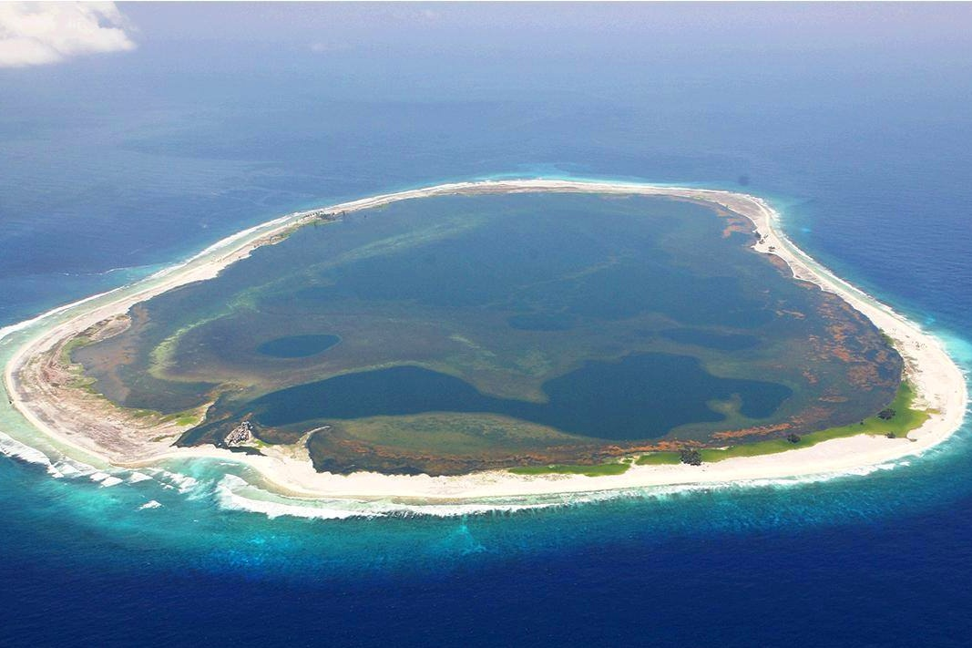 CLIPPERTON ISLAND -