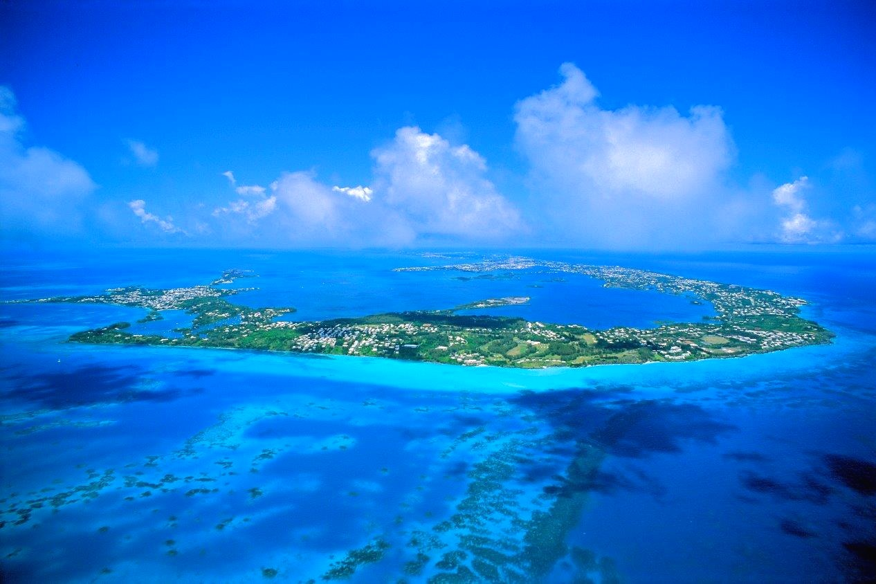 BERMUDA - PROTECTING 30% OF ITS WATERS -