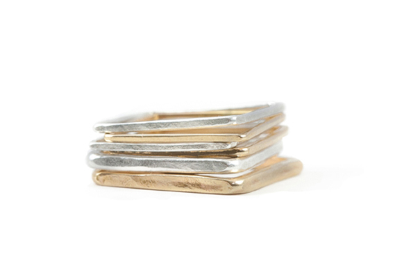 6-stacked mixed metal rigid square stacking rings (Colleen Mauer.jpg