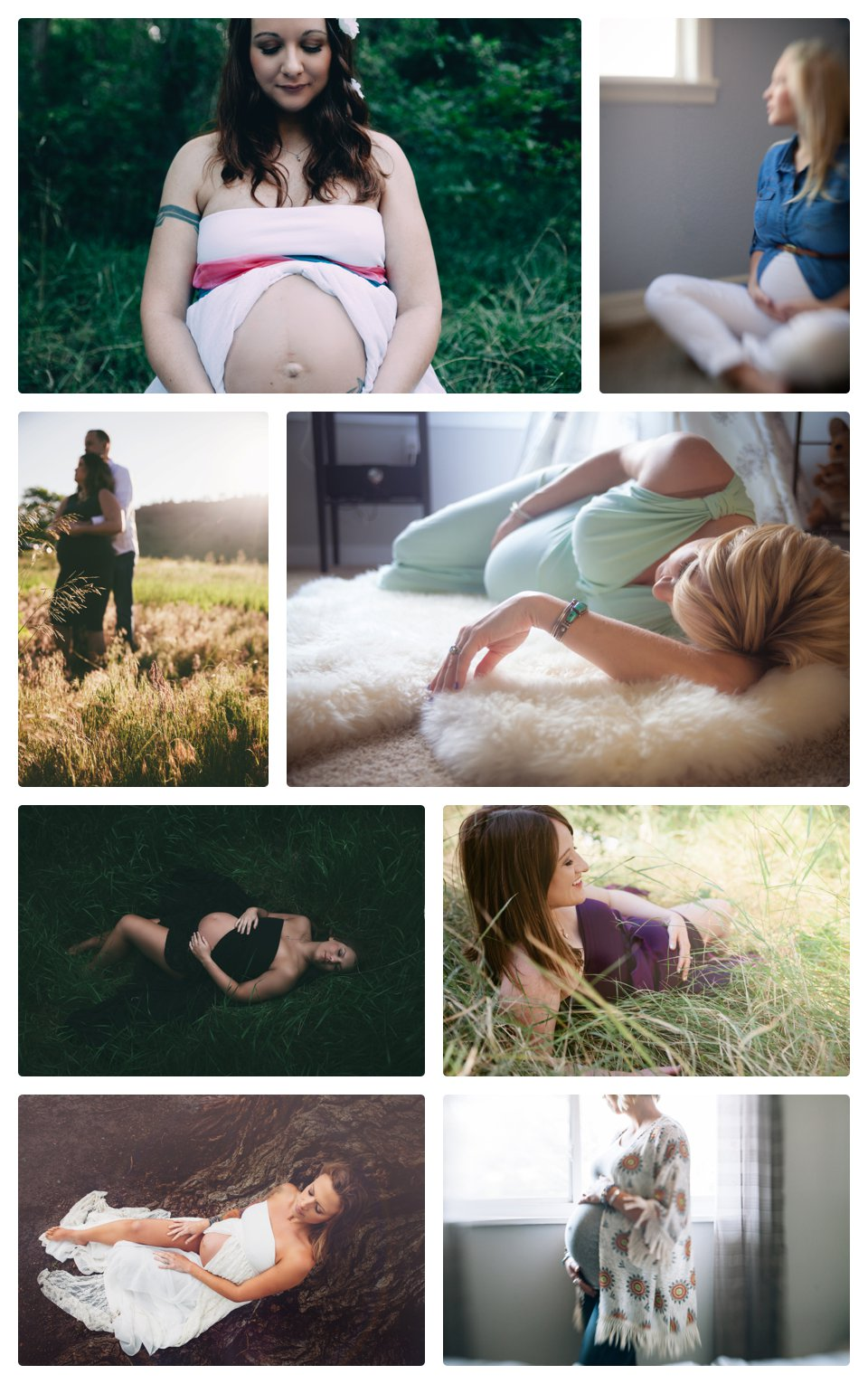 Denver maternity lifestyle natural photography