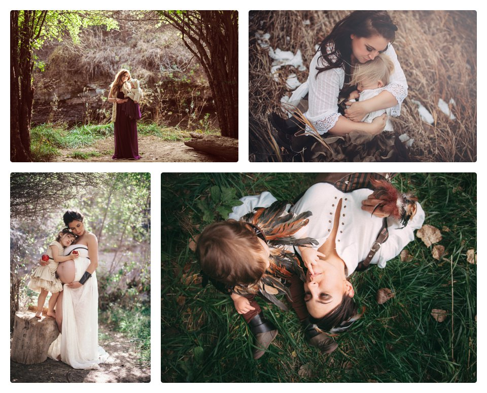 and of course, my personal project the Spirit Animal series. Magic in my heart and magic in the prints.