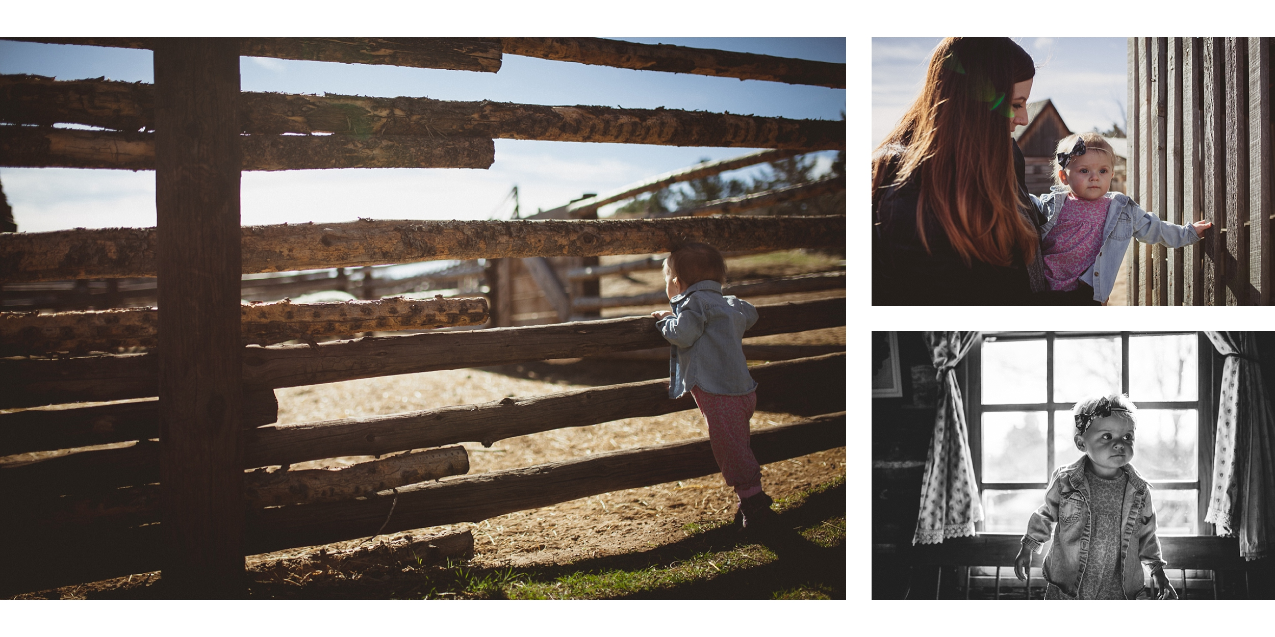 Denver lifestyle child photography