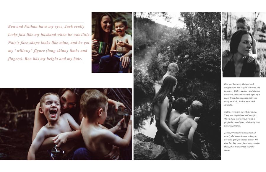 Denver family photography lifestyle child